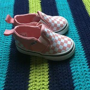 NWOT Baby Vans